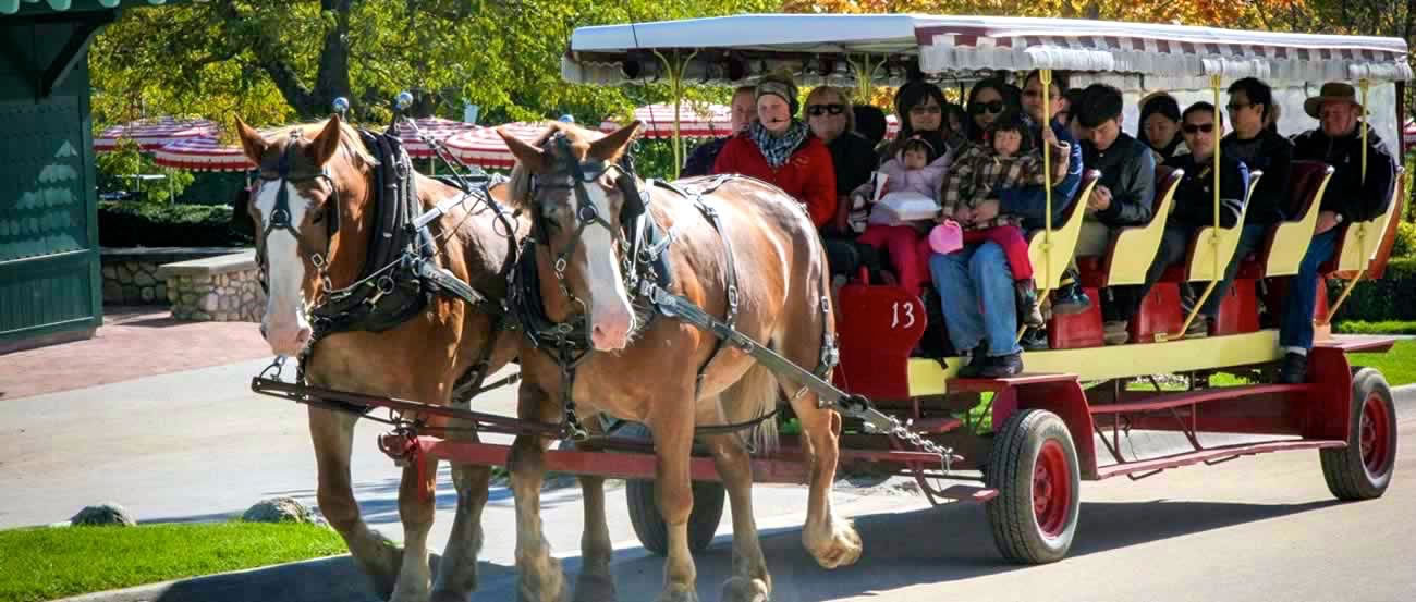 Mackinac Island Carriage Tour Ticket Prices
